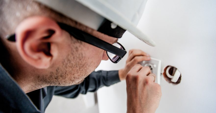Ремонт электрики в доме